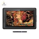 XP-Pen 液晶ペンタブレット 15.6インチ バッテリフリースタイラス フルHD 筆圧8192レベル 6個エクスプレキー Artist15.6