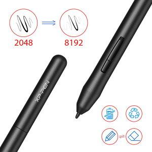 XP-Penペンタブレットペンタブ4*3インチ2mm厚さ8192レベル筆圧イラスト入門用OSU!ゲーム用黒StarG430S