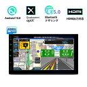 (TQ700L) XTRONS Android10.0 6コア 2DIN 7インチ 車載PC 最...