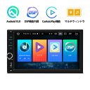 (TSF701L+CAM009Y) XTRONS 7インチ 4コア Android10.0 ROM32G...