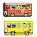 セサミストリート バス SESAME STREET iPhoneX  iPhone7 iPhone8 iPhone8plus iPhone7plus ……
