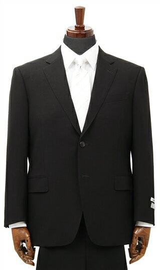 スリーシーズン用 ブラック系 シングル スタンダードフォーマル(キング&トール) YUKI TORII HOMME メンズ スーツ メンズスーツ 礼服 フォーマルスーツ ブラックスーツ 黒系 トリイユキ ユキトリイ トリヰユキ:洋服の青山PLUS