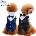 犬服 犬 服 フォーマル タキシード 男の子 誕生日 結婚式 イベント ドッグウエア S M L XL ブラック その1