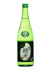新潟の地酒/吉乃川(よしのがわ)/純米酒【越後純米】720ml