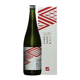 吉乃川の純米原酒