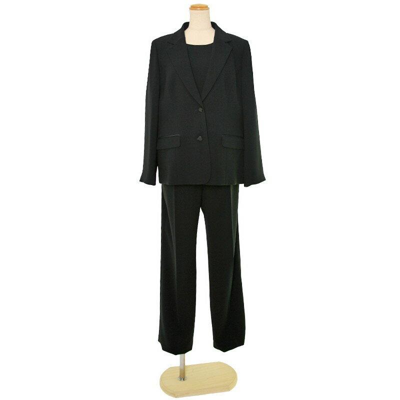 【レンタル】[パンツスーツ]女性礼服309 17号 fy16REN07 [ls]