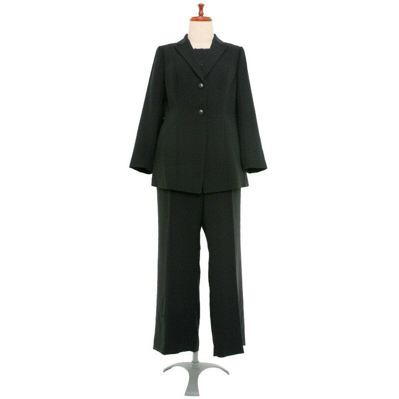 【レンタル】大きいパンツスーツ 316 27号 [選べる股下(60cm〜75cm) ] fy16REN07 [ls]