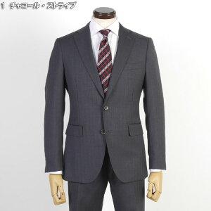 ノータック スリム ビジネス スーツ メンズクラシック オーダークオリティ 毛50% 全9柄 13000 【Y/A/AB体】 rs6099-rev9-