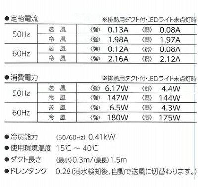 日動 スポットクーラー カンゲキくん YNC-A160 熱中症対策 据付工事不要100V専用 50/60Hz兼用 屋内型 持ち運び可6月新発売 予約販売中 入荷次第発送・・・ 画像2