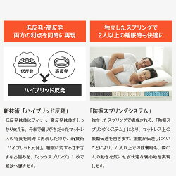 【ヤーマン公式】マットレス世界累計販売枚数400万枚突破の快眠マットレス【オクタスプリング】お使いの寝具の上に敷くだけでまるで無重力。超ぐっすりで、「首・肩・腰」の悩みを解放。(ya-man)オクタスプリングトッパーシングルカバーセット