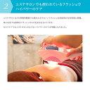 脱毛器【ヤーマン公式】全身ケアが約4分で完了*1。 肌色センサー+クール機能搭載で毛穴が目立たないつるすべ美肌へ。光美容器 (YA-MAN) レイボーテ RフラッシュPLUS EXセット 3