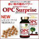 【送料無料】お得な大容量タイプです♪赤い実と種の若さパワーオールナチュラルサプリメント【OPCサプラ...