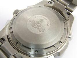 【希少モデル】オメガスピードマスターX-33チタン3290.50クオーツ【中古】【程度A-】【良品】