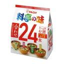 マルコメ たっぷりお徳 24食 (439469)