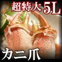 超特大 ボイルずわい蟹爪(カニ爪)5L1kg(16?20個入り)【ギフト】
