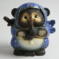 信楽焼き狸は金運、開運、魔除け、商売繁盛などにご利益!陶器たぬき/信楽焼たぬき/タヌキ置物/...