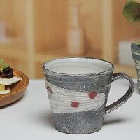 信楽焼きマグカップ陶器マグカップ