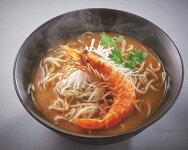 海老味噌ラーメン調理画像