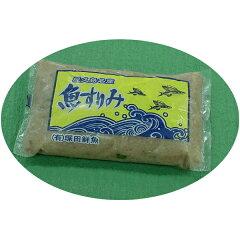 お客様のリクエストにお応え!飛び魚の漁獲高日本一の屋久島産飛魚のお魚すり身。お魚のすり身1...