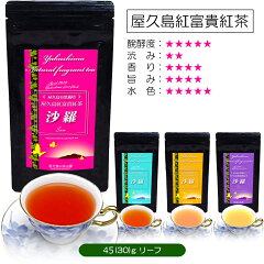imgrc0075265022 - 紅富貴(べにふうき)な屋久島の紅茶も買ってみた