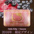 メリークリスマス2016 ハローキティ チョコレート75g 「ピンク」缶入り Hello Kitty×furacora【RCP】