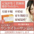 【第2類医薬品】ウンケイトーサン (温経湯うんけいとう) 60包 ホノミ漢方【RCP】