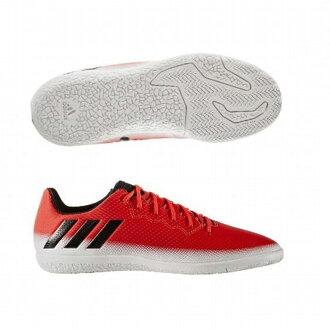 供小型號愛迪達Adidas使用2017年的訓練鞋梅西16.3IN J室內事情BB5650