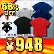 デサント ベースボール Tシャツ