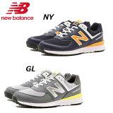 New Balance ニューバランス UGS574 ゴルフシューズ スパイクレス ユニセックス 足幅D()
