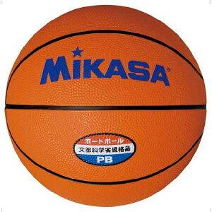 ミカサ(MIKASA) ポートボール試合球(茶)