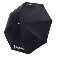 DUNLOP(ダンロップテニス) 折りたたみ傘 ブラツク