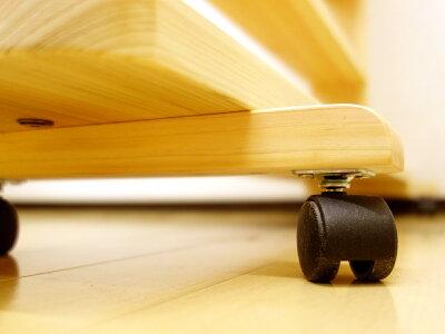 【家具職人の作ったロッドスタンド】RS-221ピース用標準穴15本用ヒノキ無垢材使用受注生産品送料1500円(全国一律)