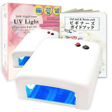 ハイパワー UVライト 36W NL-U36 スタートガイド付き【日本正規品】