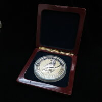 【銀貨】オーストラリアカワセミ30ドル1キロ銀貨1995年【純銀】