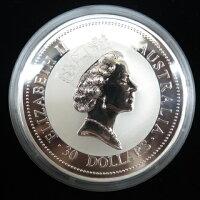 【金貨】オーストラリアカンガルー50ドル金貨1991年未使用カプセル入り1/2オンス【純金】
