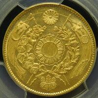 【PCGS】新20円金貨大正6年(1917年)PCGSMS64【近代金貨】