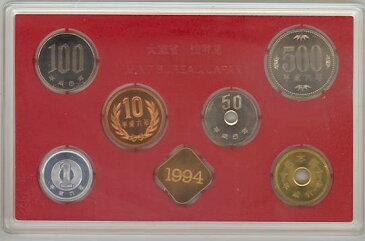 【年号別貨幣セット】 平成6年(1994年)通常貨幣セット 【ミントセット】 ☆20S ★10