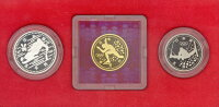 【記念硬貨】日本国際博覧会(愛知万博)記念1000円カラー銀貨ケース入りセット平成16年(2005年)【愛知万博】