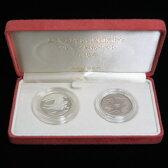 【記念硬貨】皇太子殿下御成婚記念 プルーフコイン 2点セット 平成5年 (1993年)【皇室行事】