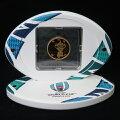 【金貨】ラグビーワールドカップ2019日本大会記念一万円プルーフ金貨セット平成31年【記念貨】
