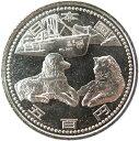 【記念硬貨】南極地域観測50周年記念 500円硬貨 平成19...