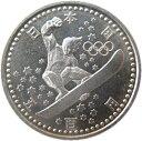 【記念硬貨】長野オリンピック記念 500円白銅貨1「スノーボ...