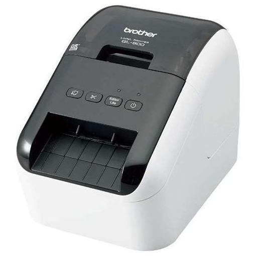ブラザー 感熱ラベルプリンター QL-800