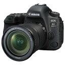 キヤノン EOS6DMK2-L24105STMK デジタル一眼カメラ EOS 6D Mark II EF24-105 IS STM レンズキット