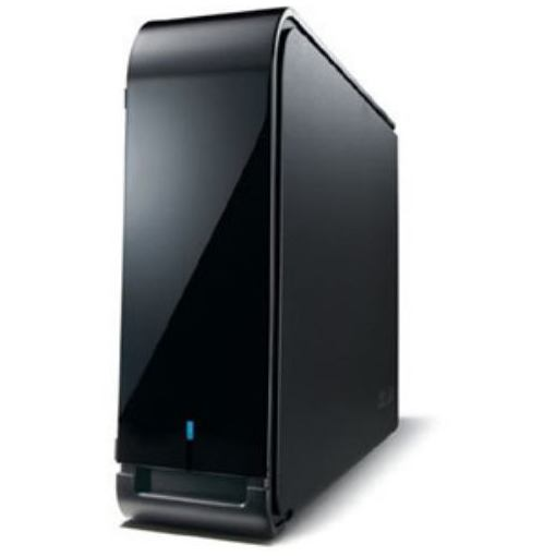 【ポイント10倍!】バッファロー HD-LX4.0U3D ハードウェア暗号機能搭載 USB3.0用 外付けHDD 4TB