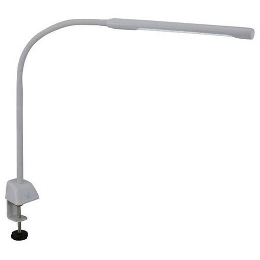 オーム電機 LEDクランプライト ホワイト OAL-L14G-W 07-8141