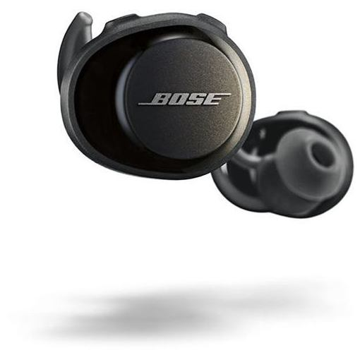 【ポイント10倍!4/22(月)20:00~4/26(金)01:59まで】Bose(ボーズ)  SoundSport Free wireless 完全ワイヤレスイヤホン ブラック