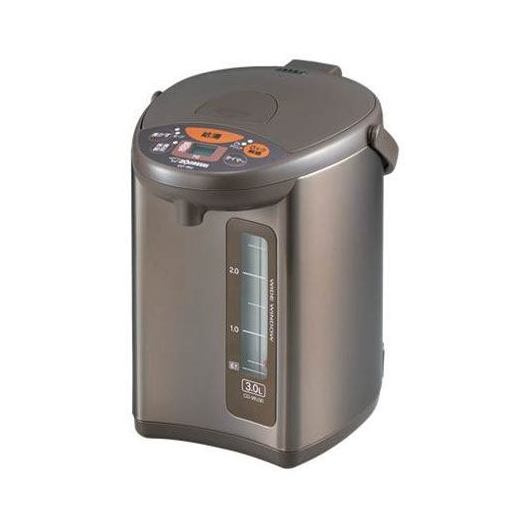 【ポイント10倍!】象印 CD-WU40-TM マイコン沸とう電動ポット 4.0L メタリックブラウン