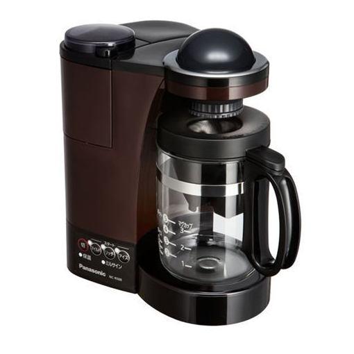 パナソニック「NC-R500-T ミル付き浄水コーヒーメーカー」