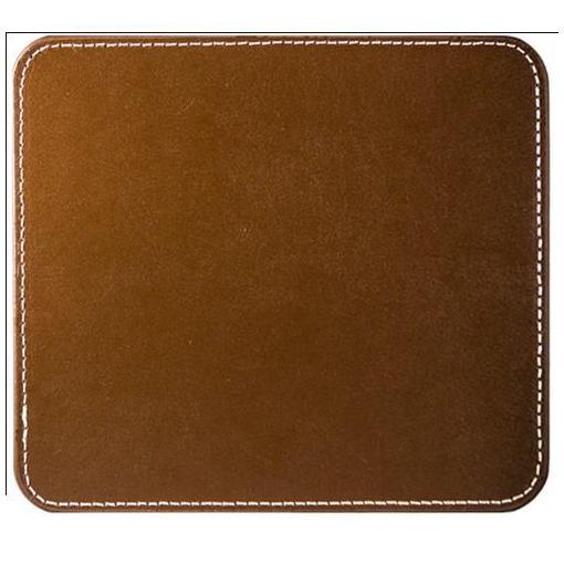 ロイヤルモンスター RM-3195BR レザーマウスパッド (スクエア) ブラウン画像